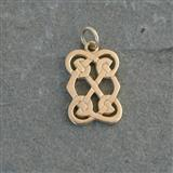 Berneray Gold Charm 9ct