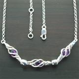 Eilidh Amethyst Necklace