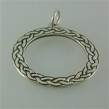 Celtic Circle Pendant