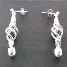 Eilidh Hematite Earrings