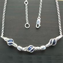 Eilidh Sodalite Necklace