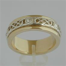 Iona Spinning Ring
