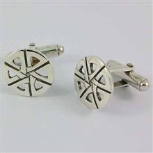 Mingulay Silver Cufflinks