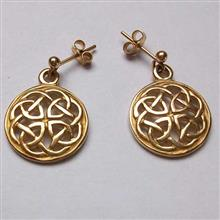 Pabbay Gold Earrings