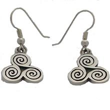 Skerry Silver Earrings