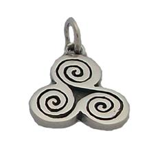 Skerry Silver Pendant