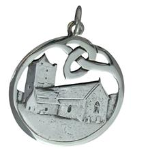 St Clements charm Silver